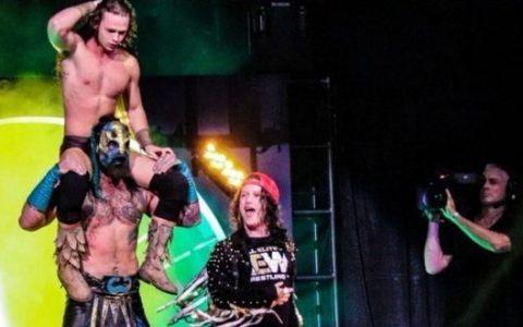 AEW第一条双打冠军头衔即将诞生在这场锦标赛中