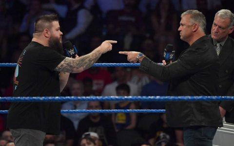 WWESD第1049期:赛场上各种恩怨不断上演,KO撤回诉讼与肖恩约战阶梯赛