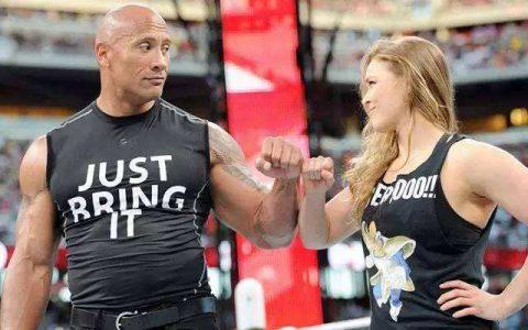 """""""地球上最强女人""""隆达罗西为什么离开WWE你知道吗?"""