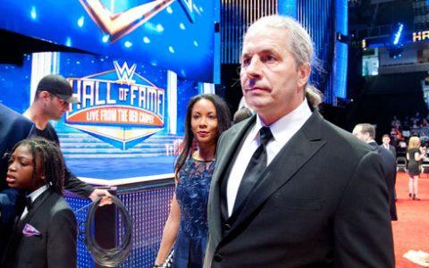 WWE终极刺客称若在当年必吊打布洛克莱斯纳