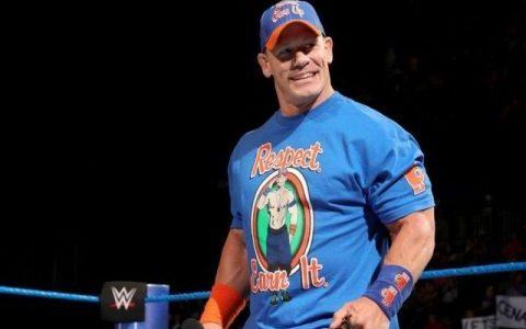 深情寄语!约翰·塞纳回应在WWE出道18周年