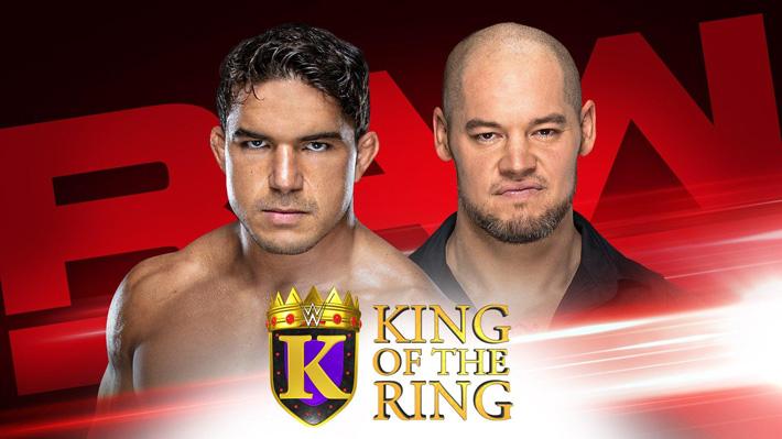 WWERAW第1373期:擂台之王决出国王,各大巨星相约《地狱牢笼》