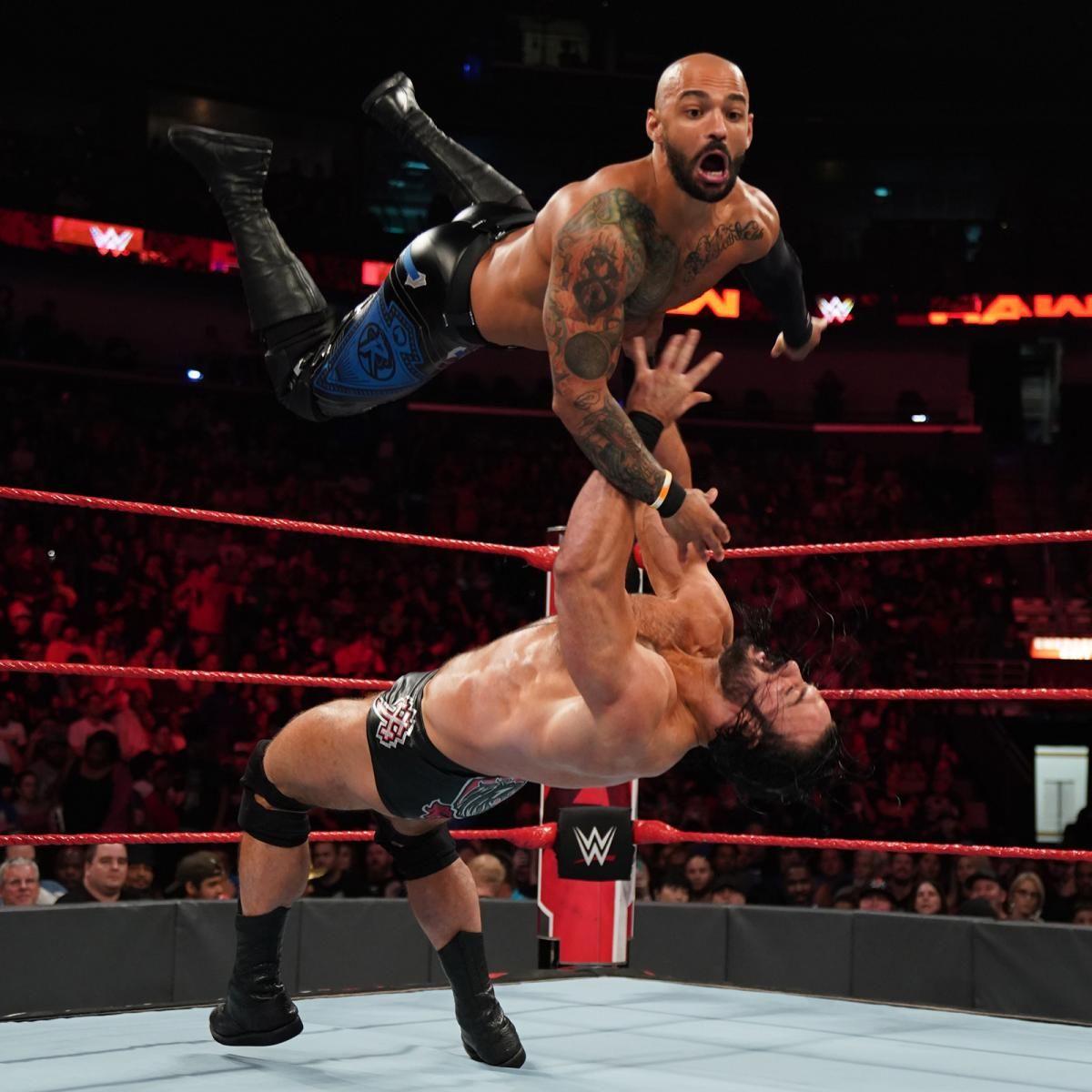 WWE2019擂台之王锦标赛大热麦金泰尔为何首轮出局