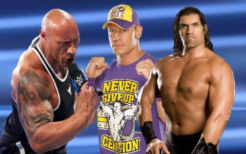 爱美摔新闻WWE史上的选秀第一状元是哪几位?现状又如何