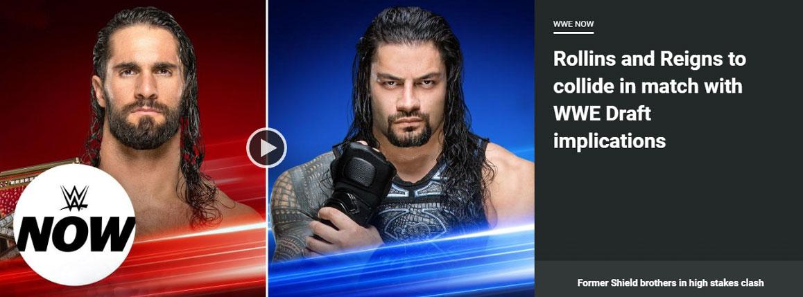 WWE官方报道弑君者和大狗的品牌之争正式打响!