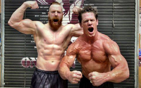 2020年,WWE7位彻底改头换面的超级明星!