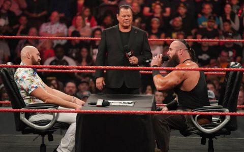 WWE的超级明星对拳王和整容院长的到来并不感冒!