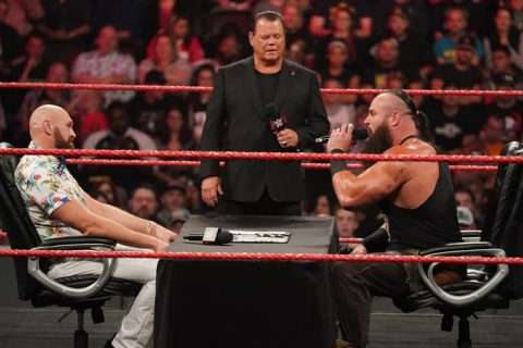 WWE2019RAW第1377期