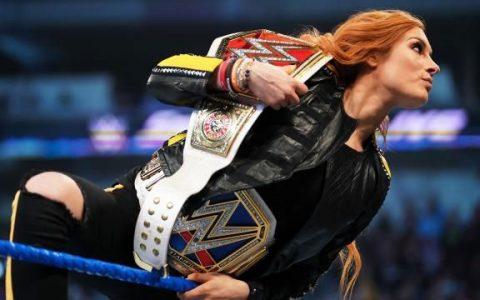贝基林奇再次成为WWE狂热大赛主战选手,罗曼雷恩斯一哥位置不保?