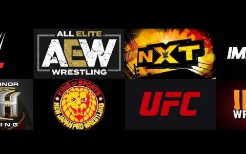 WWE垄断行为进入顶点和各品牌之间的人才斗争愈加强烈!