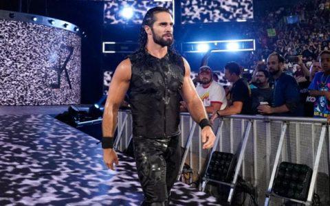 赛斯罗林斯突然受伤,将不会参加TLC大赛!