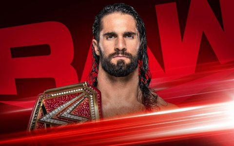 WWE2019RAW第1378期