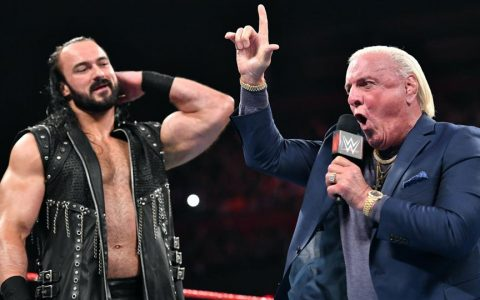 WWE瑞克-霍根宝冠之战小队正式组成,会是丛林之王重返巅峰的机会吗?