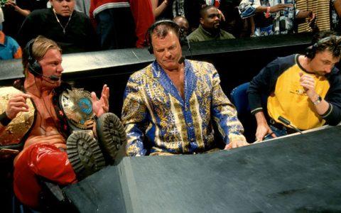 """""""世界之王""""克里斯杰里科揭露他WWE职业生涯最low的剧情!"""