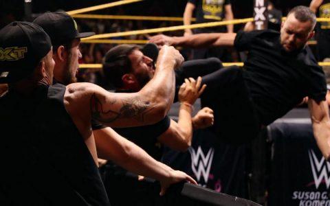 芬巴洛尔终于转反成真正恶魔王子将统治NXT