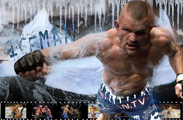 """""""冰人""""查克里德尔开启电影生涯,婉拒WWE并说明情况"""