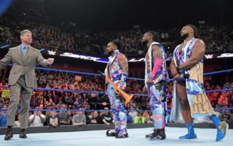 WWE新一天组合即将瓦解大E开始转反计划