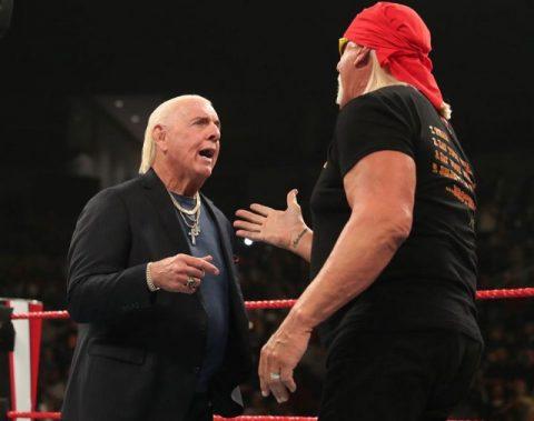 即使瑞克弗莱尔和胡克霍根登场Raw也没能阻止收视率的下降!