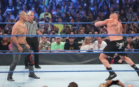 """WWE""""皇冠宝珠""""大布和整容院长的比赛会让我们失望吗?"""