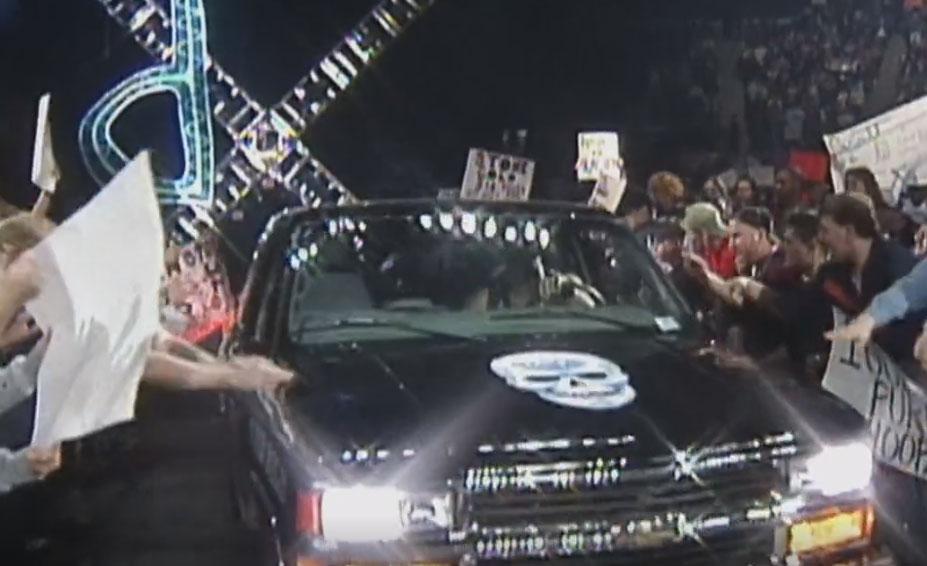 盘点从1997年到近期的经典冠军腰带保送事件!