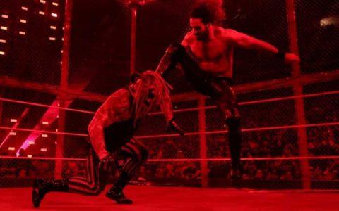 WWE2019地狱牢笼PPV被誉为年度最差PPV的总结评论