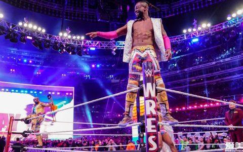 盘点WWE冠军科菲金士顿的传奇时刻!