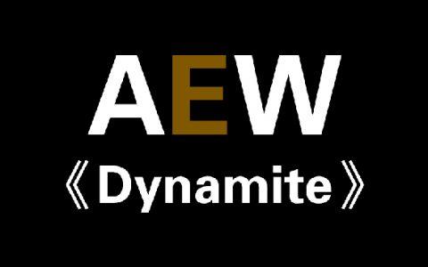 AEW《Dynamite》比赛2019.10.03