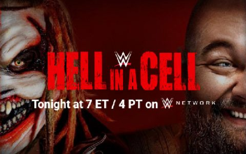 WWE地狱牢笼大赛2019《Hell in a Cell 2019》