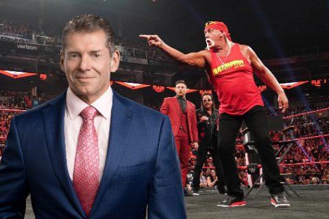 WWE传奇胡克霍根想要和WWE主席老麦来一场退役赛