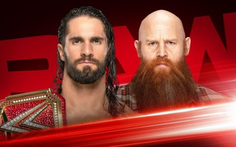 WWE2019RAW第1379期
