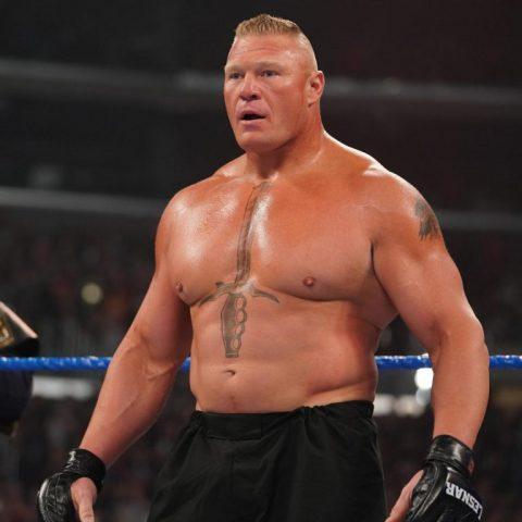 WWE冠军布洛克莱斯纳霸气纹身背后的故事