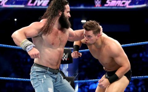 盘点:这五名在WWE选秀过后迷失的超级明星!