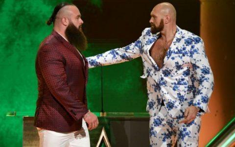 """埃迪·赫恩嘲笑泰森·弗里,因为在沙特参加WWE比赛而""""尴尬""""表演"""