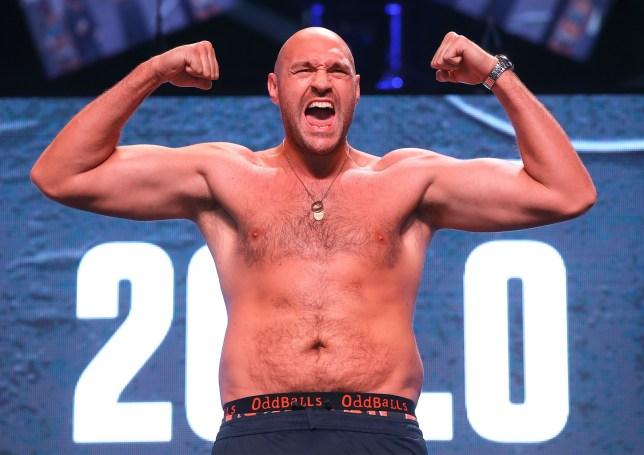 Triple H大赞泰森·弗瑞,表示怕他忘记收拳将人间怪兽打晕就完了