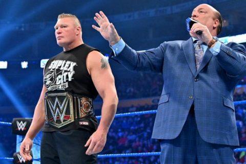 布洛克莱斯纳将退出SD,前往RAW找神秘人雷尔复仇