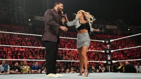 RAW收视率急降,原因竟是拉娜与鲍比的偷情剧情所拖累?
