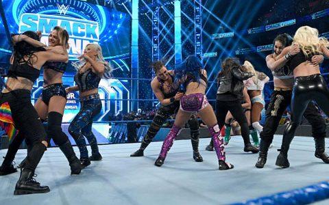 SD第1056期:女子组队赛 SD小队 VS NXT小队