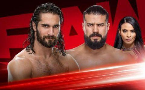 WWE2019RAW第1382期