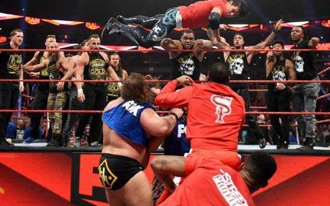 回顾RAW,品牌至高无上战争,本期RAW看出问题所在