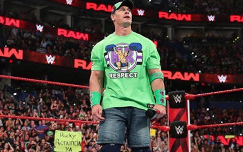 在WWE中还有约翰塞纳的一席之地吗?