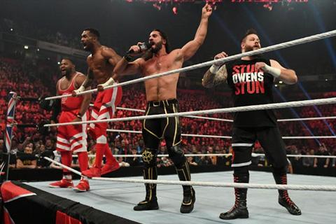 WWE终于在为新目标而努力,这会使很多超级巨星受益!
