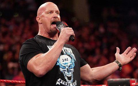 史蒂夫奥斯汀称赞布洛克莱斯纳是2010年后最强WWE巨星