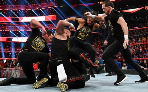WWE2019幸存者大赛可能最精彩的大赛盘点!