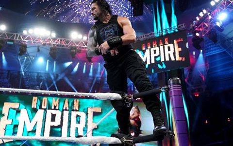 罗曼雷恩斯仍是头牌,WWE下一步全力推动罗曼上位