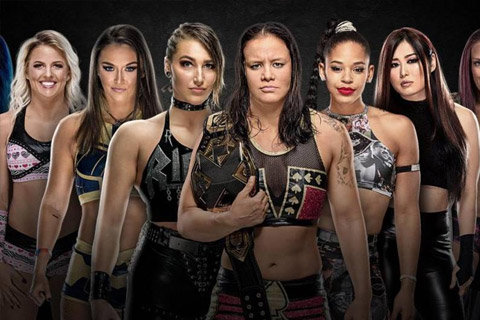 NXT女子组参加幸存者大赛小队成员确立,雷亚小队发展史!