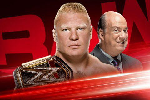 WWE2019RAW第1380期