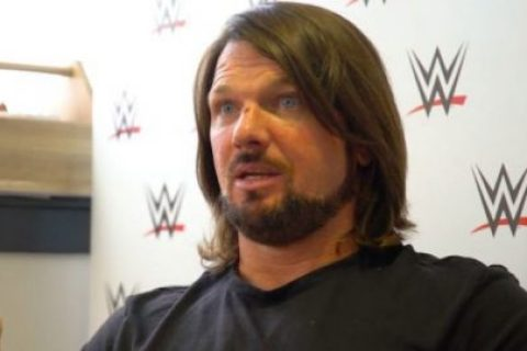 台品见人品!AJ斯泰尔斯在WWE后台中到底是一个怎么样的人?