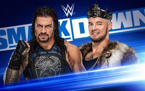 WWE2019SmackDown第1055期