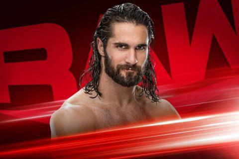 WWE2019RAW第1381期