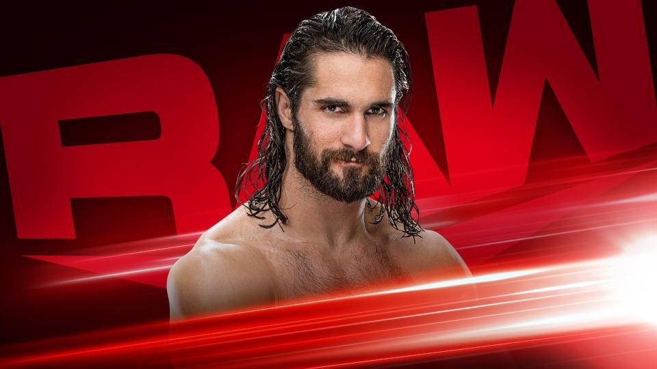 WWE RAW 赛斯罗林斯